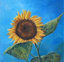 Sun Kissed by Deborah Pryce, (sold)