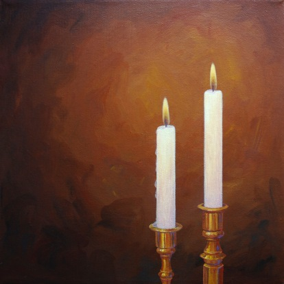 Evening Prayer #2, (sold)